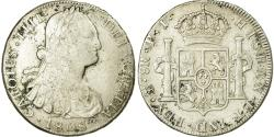 World Coins - Coin, Bolivia, Charles III, 8 Reales, 1808, Potosi, , Silver, KM:73