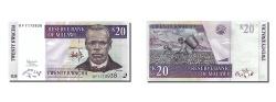 World Coins - Malawi, 20 Kwacha, 2007, KM #52d, 2007-10-31, UNC(65-70), BF 7173938
