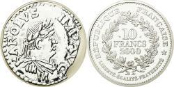World Coins - Coin, France, 10 Francs, 2000, Paris, , Silver, KM:1230, Gadoury:C269