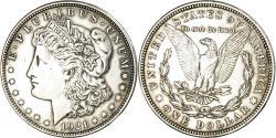 Us Coins - Coin, United States, Morgan Dollar, Dollar, 1921, U.S. Mint, Philadelphia