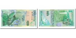 World Coins - Banknote, Bermuda, 20 Dollars, 2009, 2009-01-01, KM:60a, UNC(60-62)