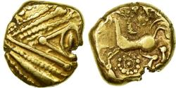 Ancient Coins - Coin, Remi, Area of Reims, Stater, , Gold, Delestrée:173-4