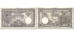 World Coins - Banknote, Belgium, 100 Francs, 1921, 1921-08-09, KM:95, AU(55-58)
