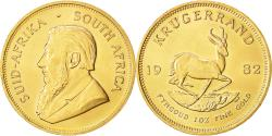 World Coins - Coin, South Africa, Krugerrand, 1982, MS(65-70), Gold, KM:73