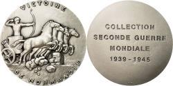 World Coins - France, Medal, Collection Seconde Guerre Mondiale, Victoire De Normandie