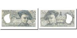 World Coins - France, 50 Francs, Quentin de La Tour, 1976, UNC(65-70), Fayette:67.1, KM:152a