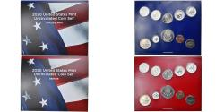 Us Coins - Coin, United States, Set, 2020, cent to dollar,