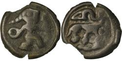 Ancient Coins - Coin, Remi, Potin, 90-50 BC, , Potin, Delestrée:155