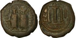 Ancient Coins - Coin, Phocas, Follis, 602-603, Nicomedia, , Copper, Sear:657