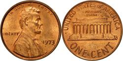 Us Coins - Coin, United States, Lincoln Cent, Cent, 1973, U.S. Mint, Philadelphia