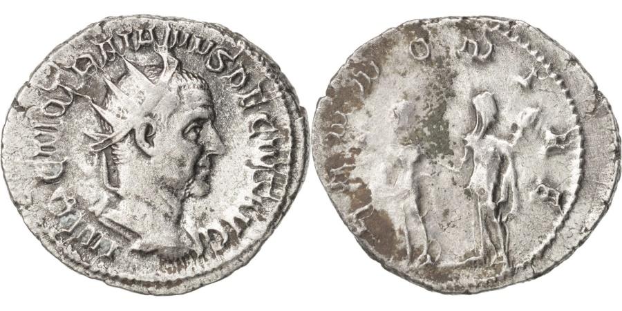 Ancient Coins - Trajan Decius, Antoninianus, 250, Roma, , Billon, RIC:21b