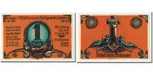 World Coins - Germany, Heiligenhafen, 1 Mark, personnage, 1922-03-01, UNC(65-70), Mehl:591.1
