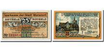 World Coins - Germany, Wunstorf, 25 Pfennig, Eglise, 1920, 1920-11-15, UNC(63), Mehl:1458.1