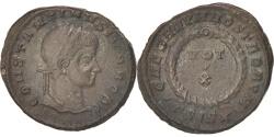 Ancient Coins - Constantine II (317-337), Follis, Siscia, RIC 166