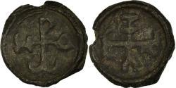 Ancient Coins - Coin, Constantine VII with Romanus I, Ae, 945-959, Cherson, , Copper