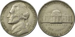 Us Coins - Coin, United States, Jefferson Nickel, 5 Cents, 1979, U.S. Mint, Philadelphia