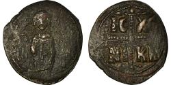 Ancient Coins - Coin, Anonymous, Follis, 1034-1041, Constantinople, , Copper, Sear:1825