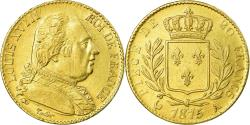 Ancient Coins - Coin, France, Louis XVIII, Louis XVIII, 20 Francs, 1815, Paris, , Gold