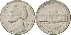 Us Coins - United States, Jefferson Nickel, 5 Cents, 1997, U.S. Mint, Denver,