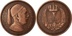 World Coins - Coin, Libya, Idris I, 2 Milliemes, 1952, , Bronze, KM:2