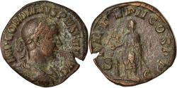 Ancient Coins - Coin, Gordian III, Sestertius, 240, Rome, , Bronze, RIC:291