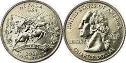 Us Coins - Coin, United States, Quarter, 2006, U.S. Mint, Denver, , Copper-Nickel