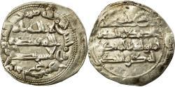 World Coins - Coin, Umayyads of Spain, Abd al-Rahman II, Dirham, AH 235 (849/850 AD)