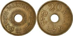 World Coins - Coin, Palestine, 20 Mils, 1942, , Bronze, KM:5a
