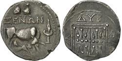 Ancient Coins - Coin, Illyria, Dyrrhachium, Drachm, , Silver, SNG Cop:493