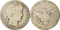 Us Coins - Coin, United States, Barber Half Dollar, 1899, Philadelphia, , KM 116