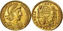 Ancient Coins - Coin, Constantius II, Solidus, Thessalonica, , Gold, RIC:150