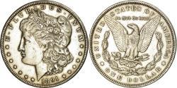Us Coins - Coin, United States, Morgan Dollar, Dollar, 1891, U.S. Mint, Philadelphia