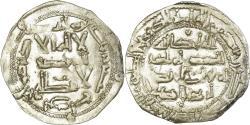 World Coins - Coin, Umayyads of Spain, Abd al-Rahman II, Dirham, AH 214 (828/829), al-Andalus