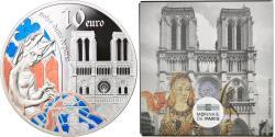 World Coins - France, Monnaie de Paris, 10 Euro, Europa - Epoque Gothique, 2020, Paris, BE