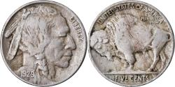 Us Coins - Coin, United States, Buffalo Nickel, 5 Cents, 1929, U.S. Mint, Philadelphia