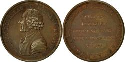 World Coins - FRANCE, Arts & Culture, French Constitution, Medal, 1791, , Bronze,...
