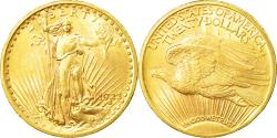 Us Coins - Coin, United States, Saint-Gaudens, $20, Double Eagle, 1923, Philadelphia