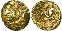 Coin, Suessiones, Stater, , Gold, Delestrée:169-170