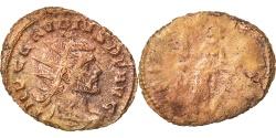 Ancient Coins - Claudius II (Gothicus), Antoninianus, , Billon, 2.60