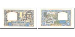 World Coins - France, 20 Francs, Science et Travail, 1941, 1941-02-20, UNC(65-70)