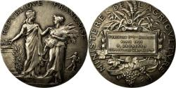 World Coins - France, Medal, Agriculture, Concours Central Hippique, Paris, 1925, Dubois.A
