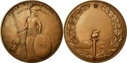 World Coins - France, Medal, Ecole Militaire d'Etat Major, 1969, Rivaud, , Bronze