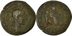 Ancient Coins - Coin, Herennius Etruscus, Tetradrachm, 250, Antioch, , Billon