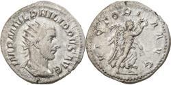 Ancient Coins - Coin, Philip I, Antoninianus, 244, Roma, , Billon, RIC:49b