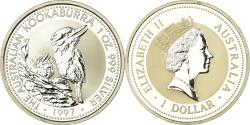 World Coins - Coin, Australia, Elizabeth II, Dollar, 1997, Royal Australian Mint,