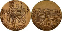 World Coins - Israel, Medal, Banque Hapoalim, , Bronze