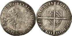 World Coins - Coin, FRENCH STATES, Flanders, Philippe le Hardi, Double Gros dit Botdraeger