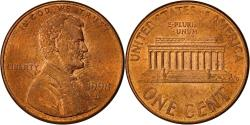 Us Coins - Coin, United States, Lincoln Cent, Cent, 1998, U.S. Mint, Denver,