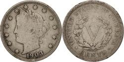 Us Coins - United States, Liberty Nickel, 5 Cents, 1903, U.S. Mint, Philadelphia
