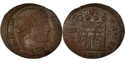 Ancient Coins - Coin, Constantine I, Nummus, 327-328, Arles, , Copper, RIC:314